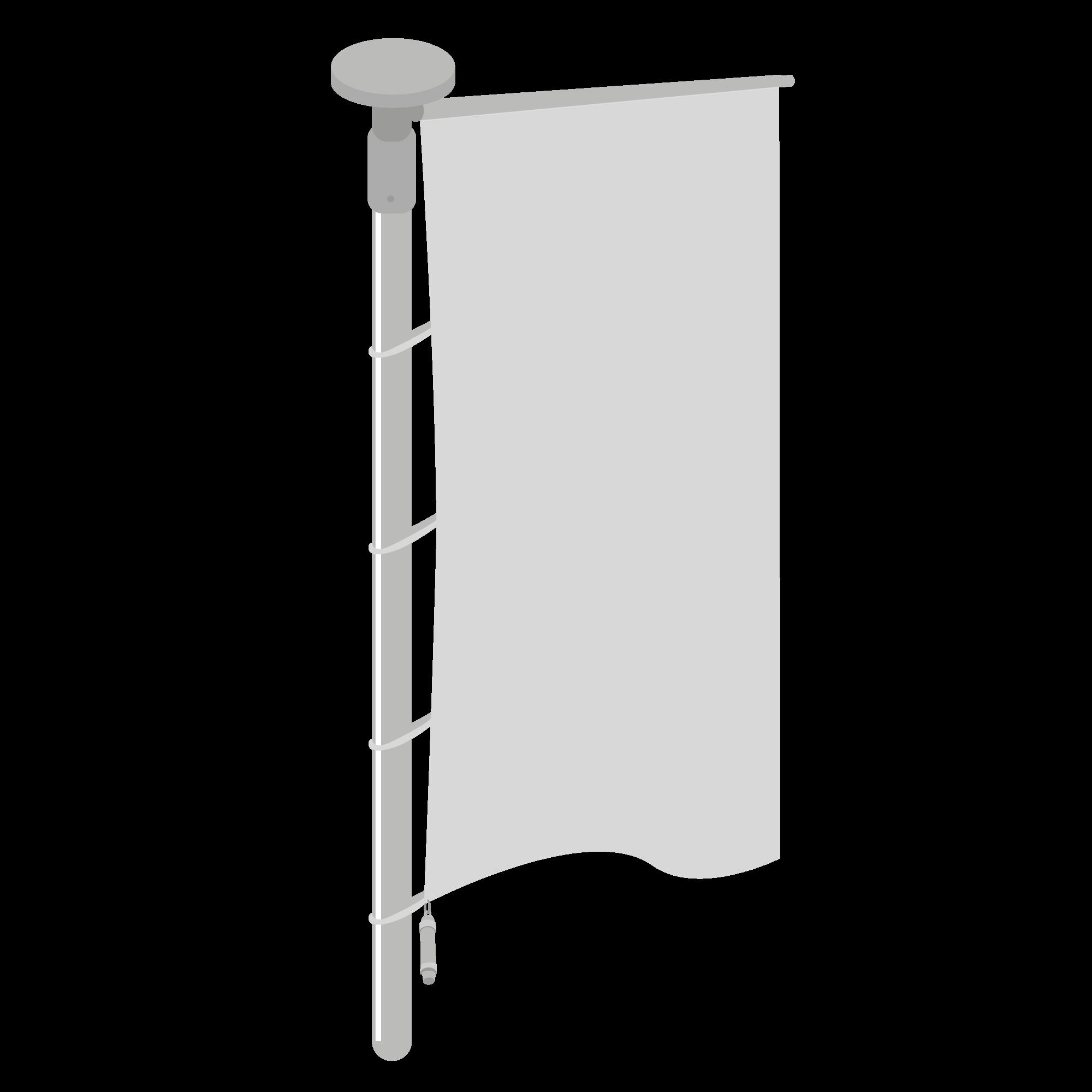 Baniermasten - Signaal Vlaggenservice